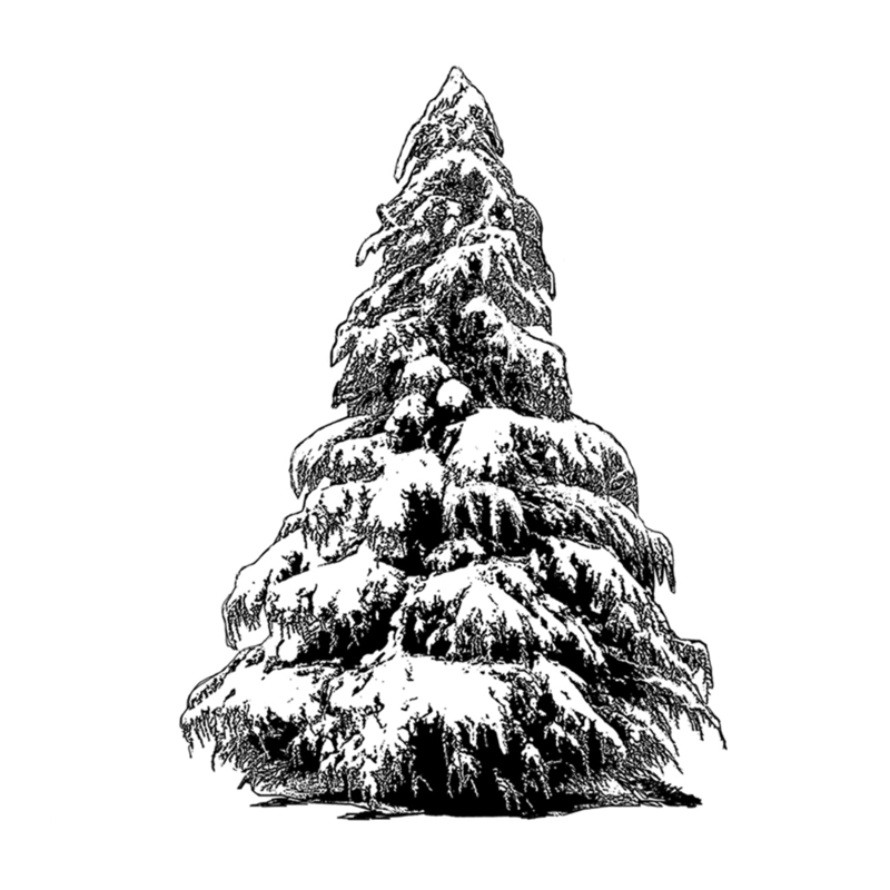 CI-462 Large Christmas Tree